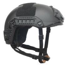 FMA IIIA Ballistic Maritime Helmet Aramid Fiber Bulletproof Helmet Black M/L/XL
