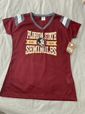 Nwt Florida State University Women's Jersey by Knights Apparel in S