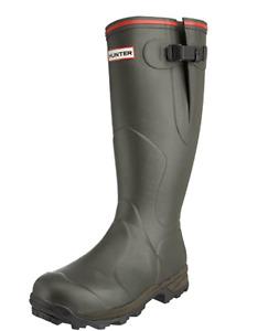 Hunter Balmoral 3 mm Neoprene Wellington Boots - New - Size 14 Eur 49