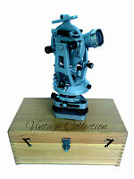 Vernier Transit Theodolite For Surveying , Construction , Surveyor Instrument
