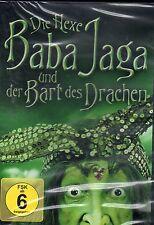 DIE HEXE BABA JAGA UND DER BART DES DRACHEN - Komödie Dresden DVD - NEU