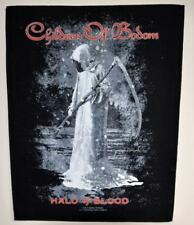 Children of Bodom-Halo of Blood [back patch]
