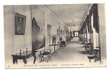 chateau de valençay  galerie du premier étage