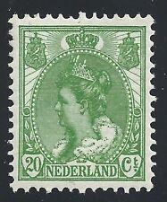 1899 OLANDA/NEDERLAND - n° 57 20 c. verde MNH/**  NVPH 68D