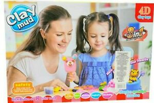 CLEARENCE PRICE!! Dough Tools Play Set Modelling Clay Craft Rolling Pins 22 Pcs