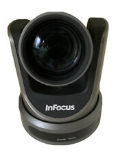 InFocus Pan/Tilt/Zoom Camera For Conference Room, Church PTZ