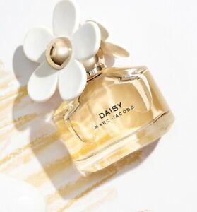 Daisy By Marc Jacobs for Women Eau De Toilette Spray, 1.7 Fl Oz NIB Sealed Box