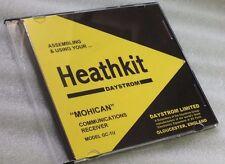 Heathkit GC-1U Mohican Communications Receiver Radio DVD GC-1 GC-1A W-GC-1A XP-2
