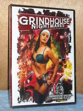 Grindhouse Nightmares (DVD, 2018) NEW Michael Madsen Linnea Quigley