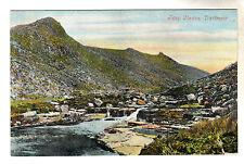 Tavy Cleave - Dartmoor Photo Postcard c1905