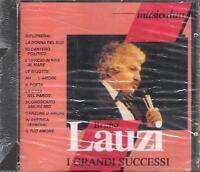 """BRUNO LAUZI - RARO CD FUORI CATALOGO 1992 """" I GRANDI SUCCESSI """""""