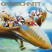 GROBSCHNITT - JUMBO (ENGLISH) (2-LP)  2 VINYL LP NEU