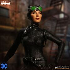 MEZCO ONE:12 COLLECTIVE CATWOMAN DC COMICS