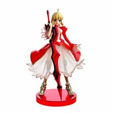 Banpresto Fate EXTRA figure Saber prize Servant sword armor battle