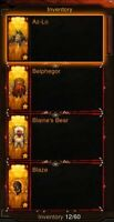 Diablo 3 RoS PS4 Softcore Modded Cosmetics Bundle 16 Pets And 17 Wings