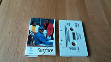 SURFACE THE FIRST TIME / CLOSER THAN FRIENDS 1990 CBS UK