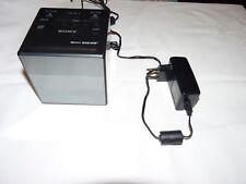 Sony XDR-C1DBP Black Pocket Portable Digital DAB/DAB+ FM Alarm Clock Radio
