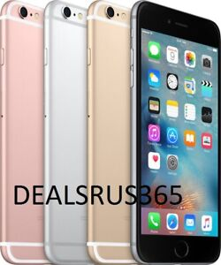 Apple iPhone 6s 128GB Factory Unlocked iOS Smartphone A+