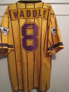 Sheffield Wednesday 1994-1995 Waddle 8 Third Football Shirt Size Medium /48482