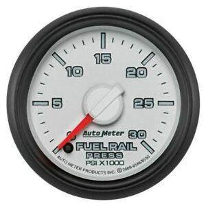 "Autometer Gauge, Rail Press, 2 1/16"", 30kpsi, Digital Step Motor, Fit Ram Gen 3"