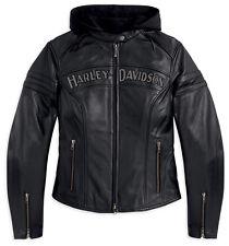 "Harley-Davidson Damen Motorrad-Lederjacke ""ENTHUSIAST"" Gr. XL *98030-12VW/002L*"