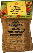 100 percent jamaica blue mountain coffee ridgelyne organic roasted beans 4 oz