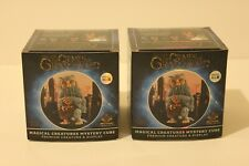 The Crimes of Grindelwald Magical Creatures Mystery Cube Lot of 2 Nib