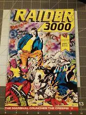 Raider 3000 1 Gauntlet Comics 1992