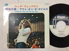 """Led Zeppelin """"IMMIGRANT SONG"""" JAPAN DJ PROMO ONLY WITHDRAWN ISSUE DT 1180 45 7"""""""