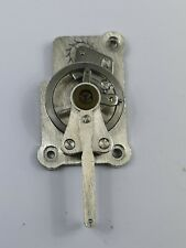 Vintage Clock Platform Escapement - Balance Good, Spins Freely (AB11)