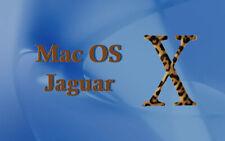 Apple macOS Jaguar 10.2 Install CD