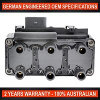 Brand New Ignition Coil Pack for Volkswagen Bora V6 Golf VR6 4Motion 2.8L IGC339