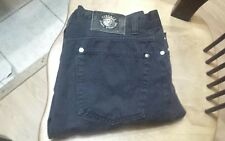 Versace Jeans Signature made Italy with original Silver Medusa button VTG Sz 34