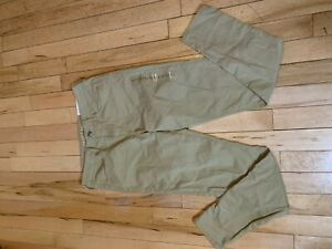 NWT American Eagle Jegging Size 12 Long Khaki