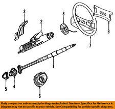 AUDI OEM 1998 Cabriolet Steering Column-Tube 8G1419561A