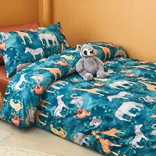 Jungle Explorer Duvet   Doona Quilt Cover Set   Jiggle & Giggle   Kids Room