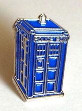Police box Tardis  (Dr Who)  Pin Badge