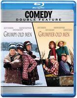 Grumpy Old Men / Grumpier Old Men [New Blu-ray] Full Frame, Subtitled