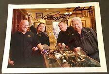 "Pawn Stars ""Cast"" Autograph Photo COA"