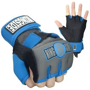 New Ringside Gel Boxing GELHW2 MMA Quick Handwraps Hand Wrap Wraps