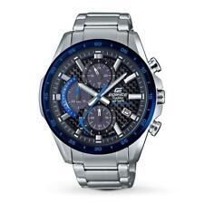 Casio EQS900DB-2AV Edifice Solar Men's Watch Silver 42mm Stainless Steel