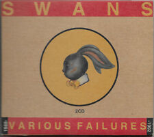 SWANS - VARIOUS FAILURES 1988-1992 U.S. 2CD