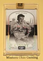 2008 Donruss Americana Bobby Allison #8 Celebrity Cuts Autographed Card #032/200