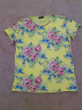 Graphic Tee Floral T-Shirts for Men