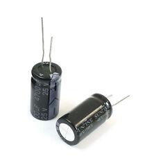 6 Pcs 4700uF/25V Radial Leads Aluminum Electrolytic Capacitor