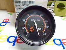 "DATCON 0-4000 RPM 3 3/8"" TACHOMETER GAUGE 12 & 24 VOLT 71076-00"