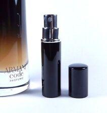 Giorgio Armani Code Profumo Eau de Parfum 6ml Travel Spray Men's EDP 0.20oz