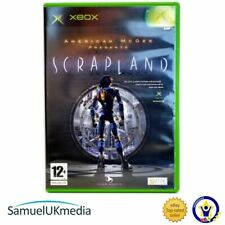 American McGee's Scrapland (Xbox) **GREAT CONDITION**