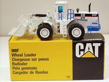 "Caterpillar 988F Loader - ""FORDING COAL"" - 1/50 - NZG #137 - MIB - Steel City"