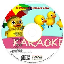 Nursery Rhymes and Songs Childrens Favourite on CD (MD120)✅